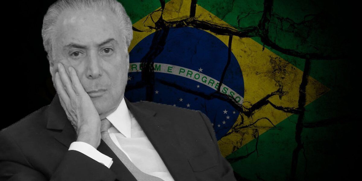 Orlando Silva: Temer implode Brasil — Blog do Renato